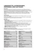 KitchenAid 20RI-D1 SF - Side-by-Side - 20RI-D1 SF - Side-by-Side DE (858640711000) Scheda programmi - Page 5