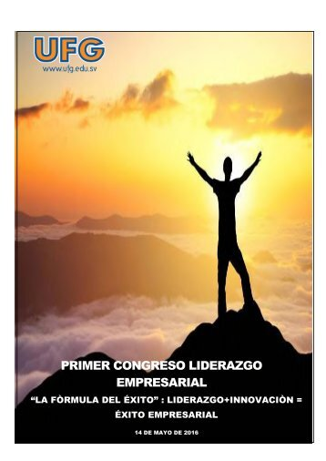 REVISTA CONGRESO DE LIDERAZGO