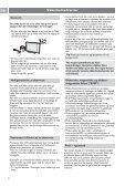 Philips Cineos Téléviseur à écran large - Mode d'emploi - DAN - Page 2