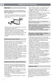 Philips Cineos Téléviseur à écran large - Mode d'emploi - NLD - Page 2