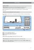 Philips Cineos Téléviseur à écran large - Mode d'emploi - NLD - Page 3