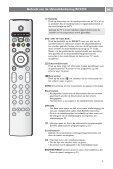 Philips Cineos Téléviseur à écran large - Mode d'emploi - NLD - Page 5