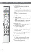 Philips Cineos Téléviseur à écran large - Mode d'emploi - NLD - Page 6