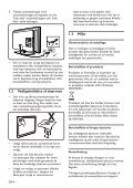 Philips TV LCD - Mode d'emploi - DAN - Page 7