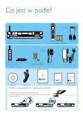 Philips Streamium Streamium Audio - Guide de mise en route - POL - Page 2