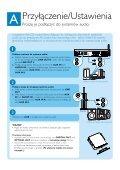 Philips Streamium Streamium Audio - Guide de mise en route - POL - Page 4