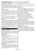 Philips 2900 series Téléviseur LED ultra-plat - Mode d'emploi - RON - Page 7