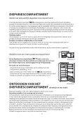 KitchenAid ZSIN 1801 AA - Refrigerator - ZSIN 1801 AA - Refrigerator NL (859991009280) Istruzioni per l'Uso - Page 6