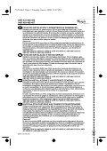 KitchenAid 6 AKR 930 WH - Hood - 6 AKR 930 WH - Hood FR (857893053011) Istruzioni per l'Uso - Page 2