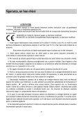 KitchenAid NBAA 34 NF NX - Refrigerator - NBAA 34 NF NX - Refrigerator RO (F053882) Istruzioni per l'Uso - Page 2
