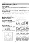 KitchenAid NBAA 34 NF NX - Refrigerator - NBAA 34 NF NX - Refrigerator RO (F053882) Istruzioni per l'Uso - Page 7