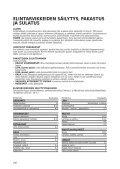 KitchenAid 20RA-D3 SF - Side-by-Side - 20RA-D3 SF - Side-by-Side FI (858641236000) Istruzioni per l'Uso - Page 5