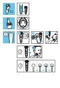 Philips Shaver series 9000 Rasoir électrique rasage à sec ou sous l'eau - Mode d'emploi - VIE - Page 6