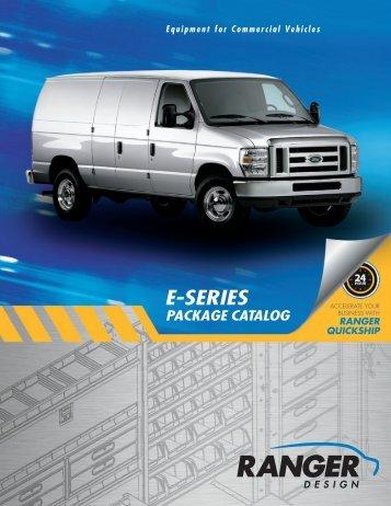 Ford E-Series Upfit Guide
