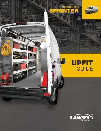 Sprinter Upfit Guide