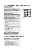 KitchenAid ZS 132/1 - Freezer - ZS 132/1 - Freezer PL (850767310110) Istruzioni per l'Uso - Page 6
