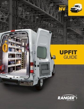 Nissan NV Upfit Guide