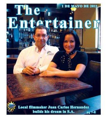 The Entertainer - La Prensa