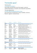 Philips Baladeur audio à mémoire flash - Mode d'emploi - FIN - Page 2