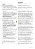 Philips Baladeur audio à mémoire flash - Mode d'emploi - FIN - Page 4