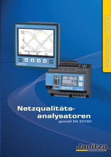 UMG 605 - Janitza Electronics GmbH
