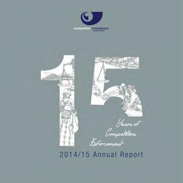 2014/15 Annual Report