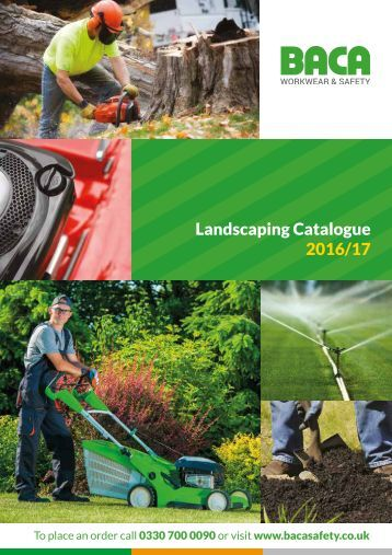 Landscaping Catalogue 2016/17