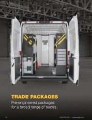 Trade Packages Buyer's Guide (2020)