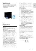 Philips 3100 series Téléviseur LED ultra-plat - Mode d'emploi - EST - Page 5