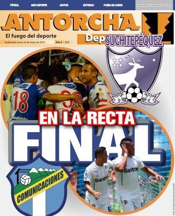 Antorcha Deportiva 213