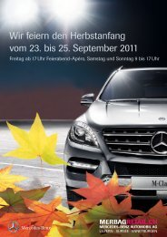 Wir feiern den Herbstanfang vom 23. bis 25. September 2011