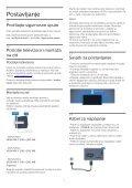 Philips 7600 series Téléviseur UHD 4K ultra-plat avec Android™ - Mode d'emploi - HRV - Page 6