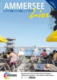 Ammersee live - Juni 2016