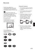 Philips Téléviseur - Mode d'emploi - HUN - Page 5