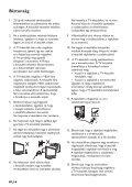 Philips Téléviseur - Mode d'emploi - HUN - Page 6
