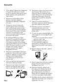 Philips Téléviseur - Mode d'emploi - TUR - Page 6