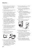 Philips Téléviseur - Mode d'emploi - SWE - Page 6