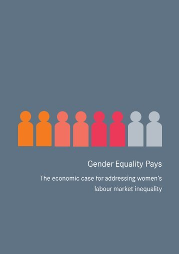 Gender Equality Pays