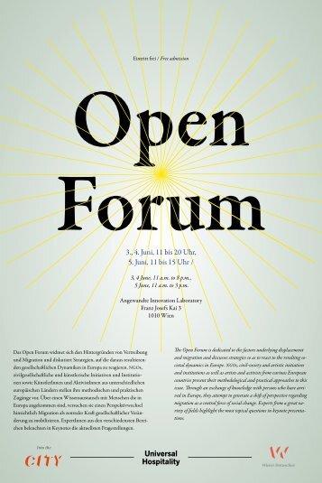 Universal Hospitality_Open Forum_Einzelseiten