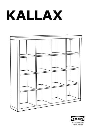 Mobili accessori per scaffali pedacta for Ikea scaffali metallo