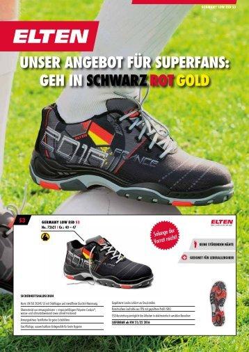 Deutschland Schuh