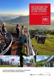 Gruppenreisen Schweiz
