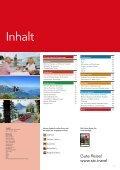Gruppenreisen Schweiz - Seite 3