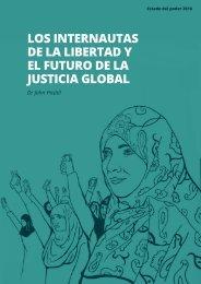 LOS INTERNAUTAS DE LA LIBERTAD Y EL FUTURO DE LA JUSTICIA GLOBAL