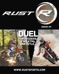 RUST magazine: Rust#9