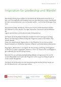 Woche der Wirksamkeit Programmheft - Seite 5