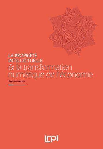 & la transformation numérique de l'économie
