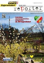OÖVP Engerwitzdorf Reporter - Folge 1/2016