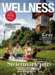 WELLNESS Magazin Special - Mai 2016