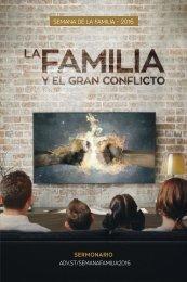 semana de la familia - 2016 sermonario adv.st/semanafamilia2016